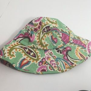 Vera Bradley Bucket Hat in the color Tutti Fruity